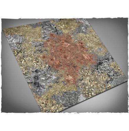 Game mat - Realm of Metal 3x3 foot