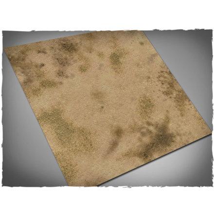 Game mat - Arid Plains 3x3 foot