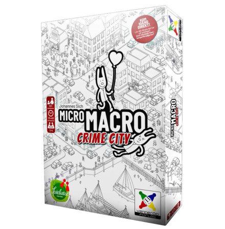 MicroMacro: Crime City (SE)