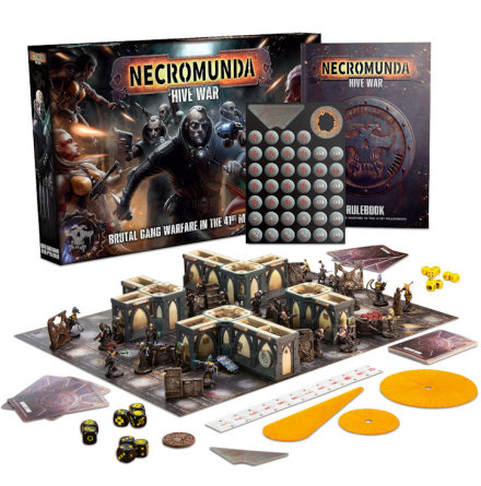 NECROMUNDA: HIVE WAR (ENGLISH)