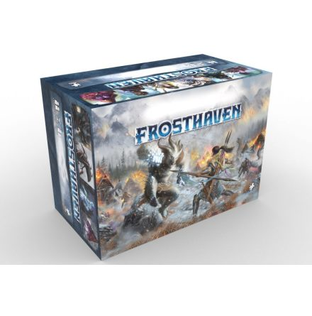 Frosthaven (Release Q4 2021) OBS! FÖRBOKNINGSPRIS!