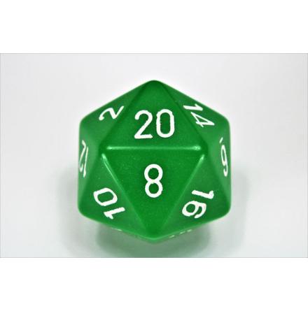 Opaque 34mm d20 Green/White