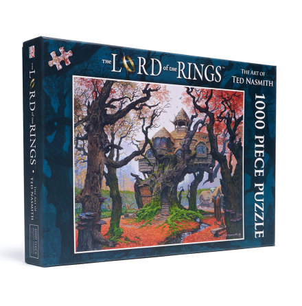 Puzzle - Lord of The Rings: Rhosgobel (1000 pieces)