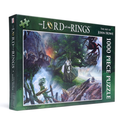Puzzle - Lord of The Rings: Gandalf (1000 pieces)