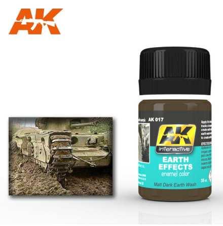 AK017 EARTH EFFECTS (35ml)