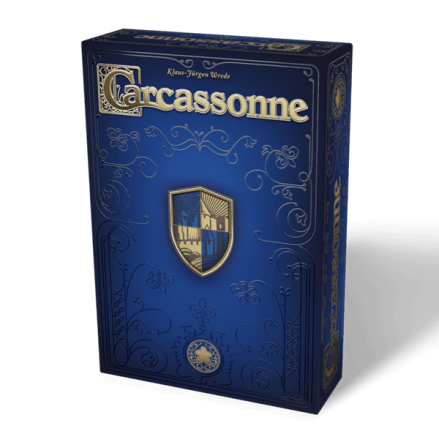 Carcassonne 20th Anniversary Edition (SE) Release 21/6
