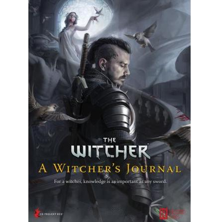 The Witcher RPG A Witchers Journal