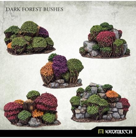 Dark Forest Bushes