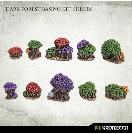 Dark Forest Basing Kit: Shrubs