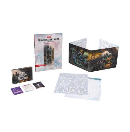 D&D 5th DMs Screen Dungeon Kit