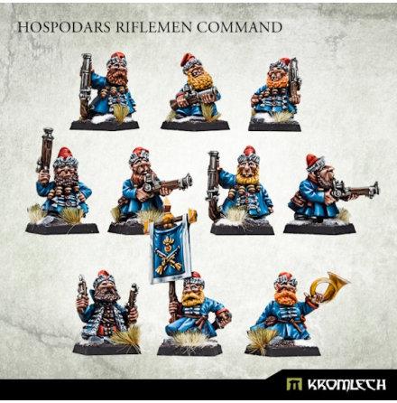 Hospodars Riflemen Command