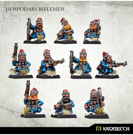 Hospodars Riflemen