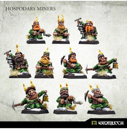 Hospodars Miners