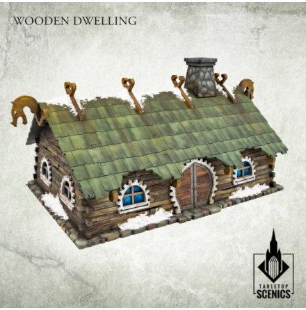 Wooden Dwelling