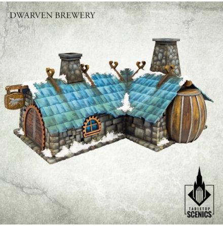 Dwarven Brewery
