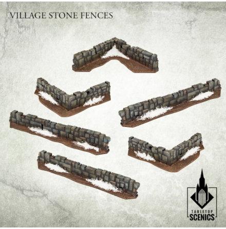 Village Stone Fences