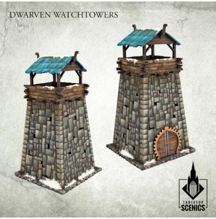 Dwarven Watchtowers