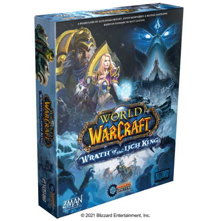 WoW Wrath Of The Lich King Pandemic