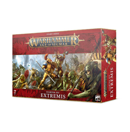 AGE OF SIGMAR: EXTREMIS (ENG)