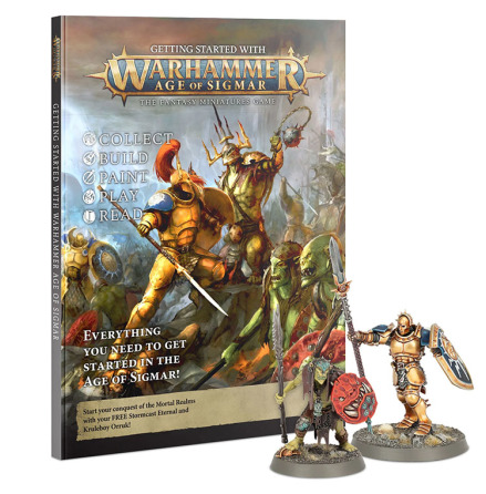 GETTING STARTED WITH AGE OF SIGMAR (ENG 2021)
