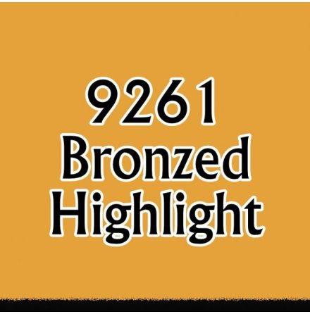 Master Paint Bronzed Highlight 1/2oz