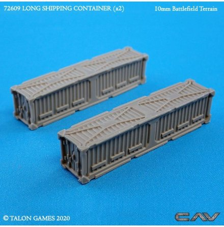 LONG SHIPPING CONTAINER (10 mm skala)