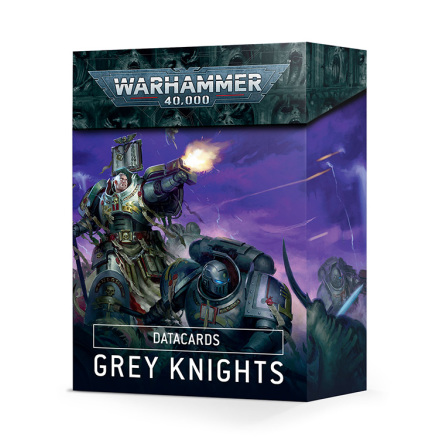 DATACARDS: GREY KNIGHTS (ENG 2021)