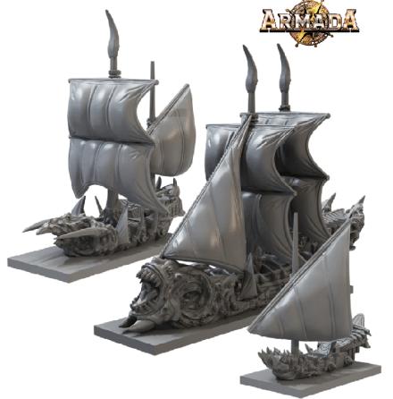 ARMADA: Twilight Kin Starter Fleet (2021)