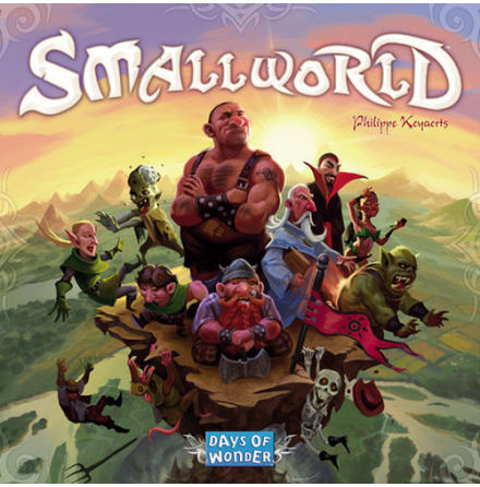 Small World: (Scand)