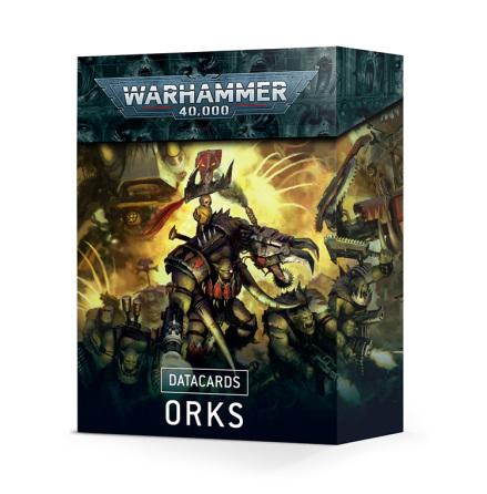 DATACARDS: ORKS (ENG, 2021)