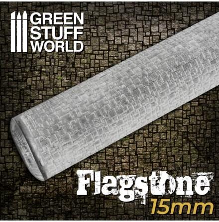 Rolling Pin Flagstone 15mm