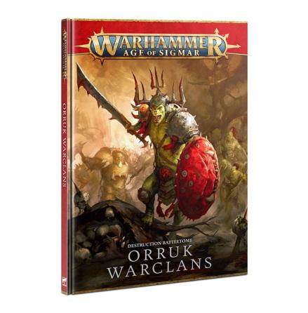 BATTLETOME: ORRUK WARCLANS (ENG 2021)