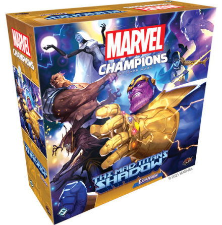 Marvel Champions: The Mad Titans Shadow