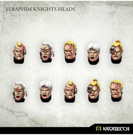 Seraphim Knights Heads