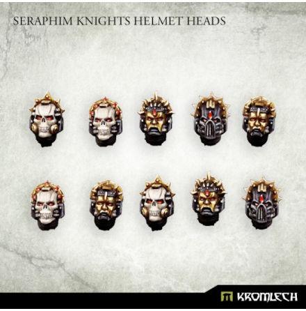 Seraphim Knights Helmet Heads