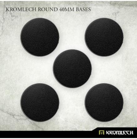 Kromlech Round 40mm Bases