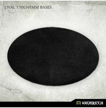 Oval 170x105mm Base