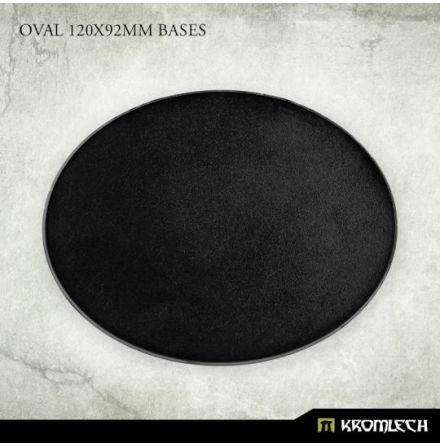 Oval 120x92mm Base