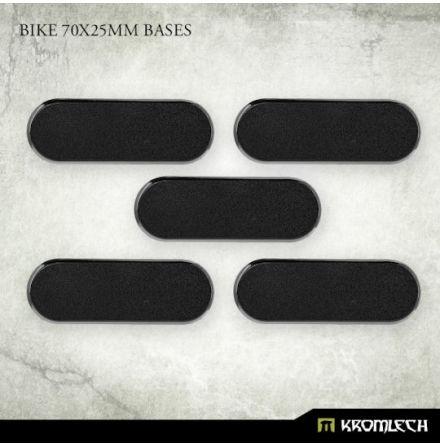 Bike 70x25mm Bases