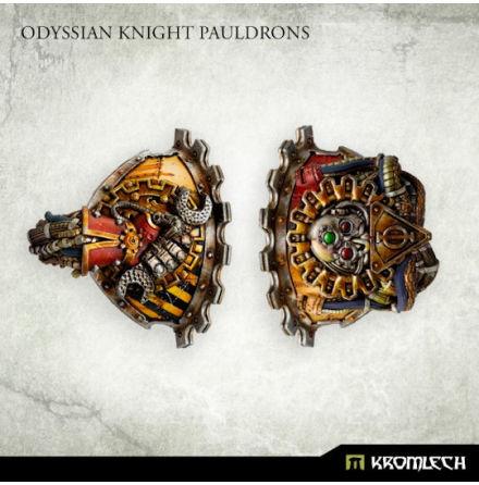 Odyssian Knight Pauldrons