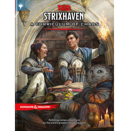 D&D 5th ed: Strixhaven Curriculum of Chaos