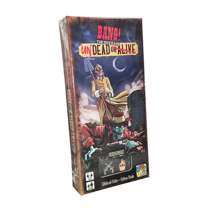 BANG! - The Dice Game - Undead or Alive
