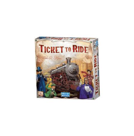 Ticket to Ride: USA Original (Scand)