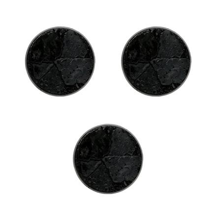 Citadel 60mm Round Textured Bases (3)