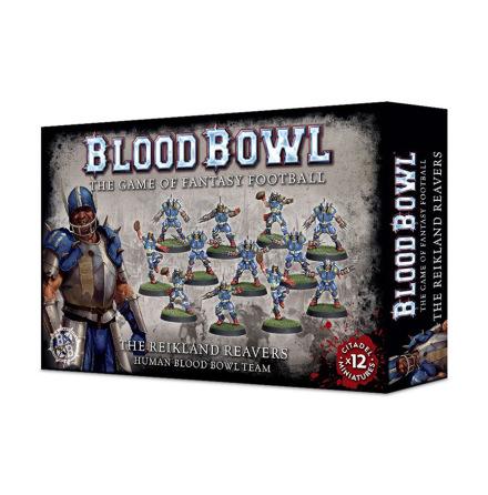BLOOD BOWL: HUMAN TEAM - THE REIKLAND REAVERS (BB 2016)