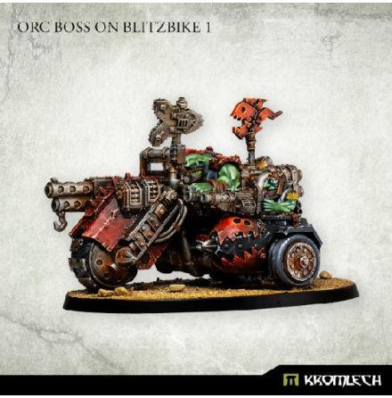 Orc Boss on Blitzbike 1