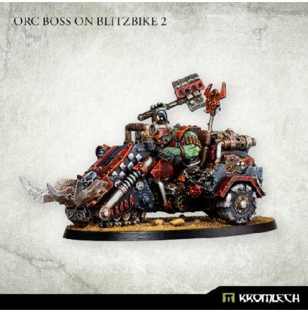 Orc Boss on Blitzbike 2