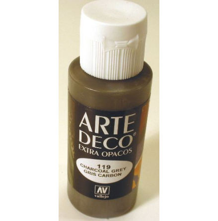 ART DECO 119 60 ml CHARCOAL GREY