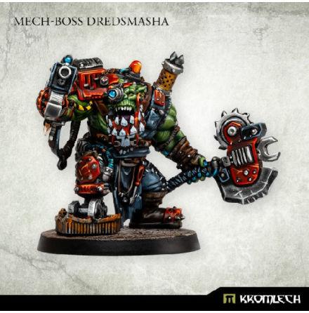 Mech-Boss Dredsmasha