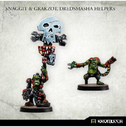 Snaggit & Grakzot, Dredsmasha Helpers